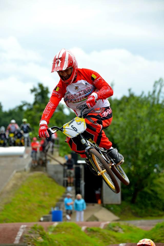 Winst voor Jerome Lange in de derde wedstrijd meetellende voor de Cup Du Wallonie in Blegny