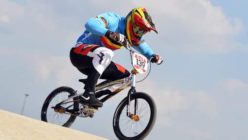Arnaud Dubois geeft forfait voor het WK BMX