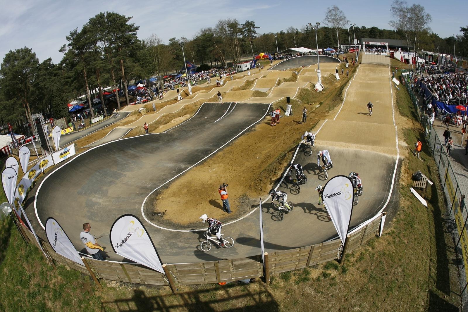 UEC Summergames BMX in Zolder en in Lille eind juli en begin augustus