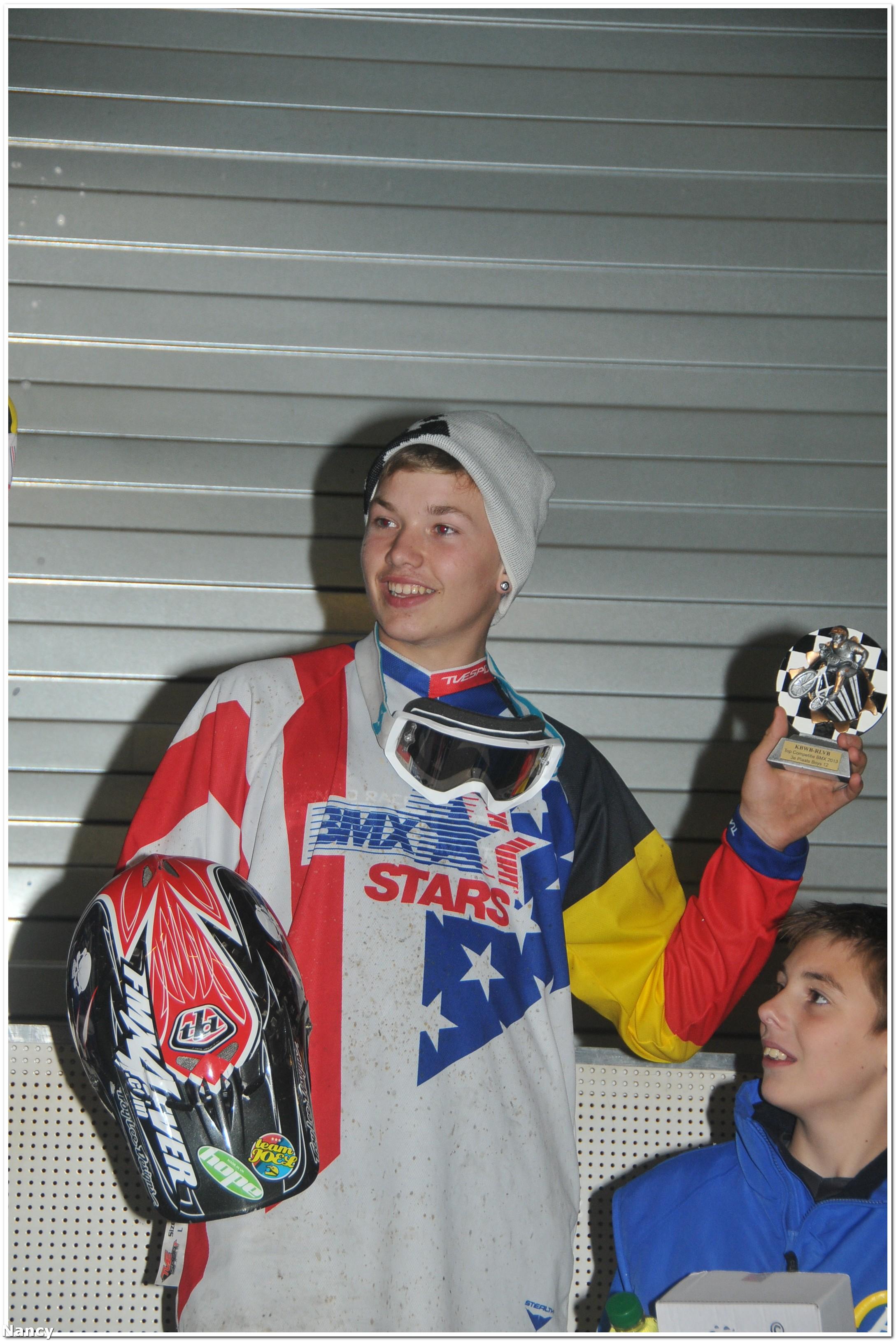 Antwerpse kampioenen BMX