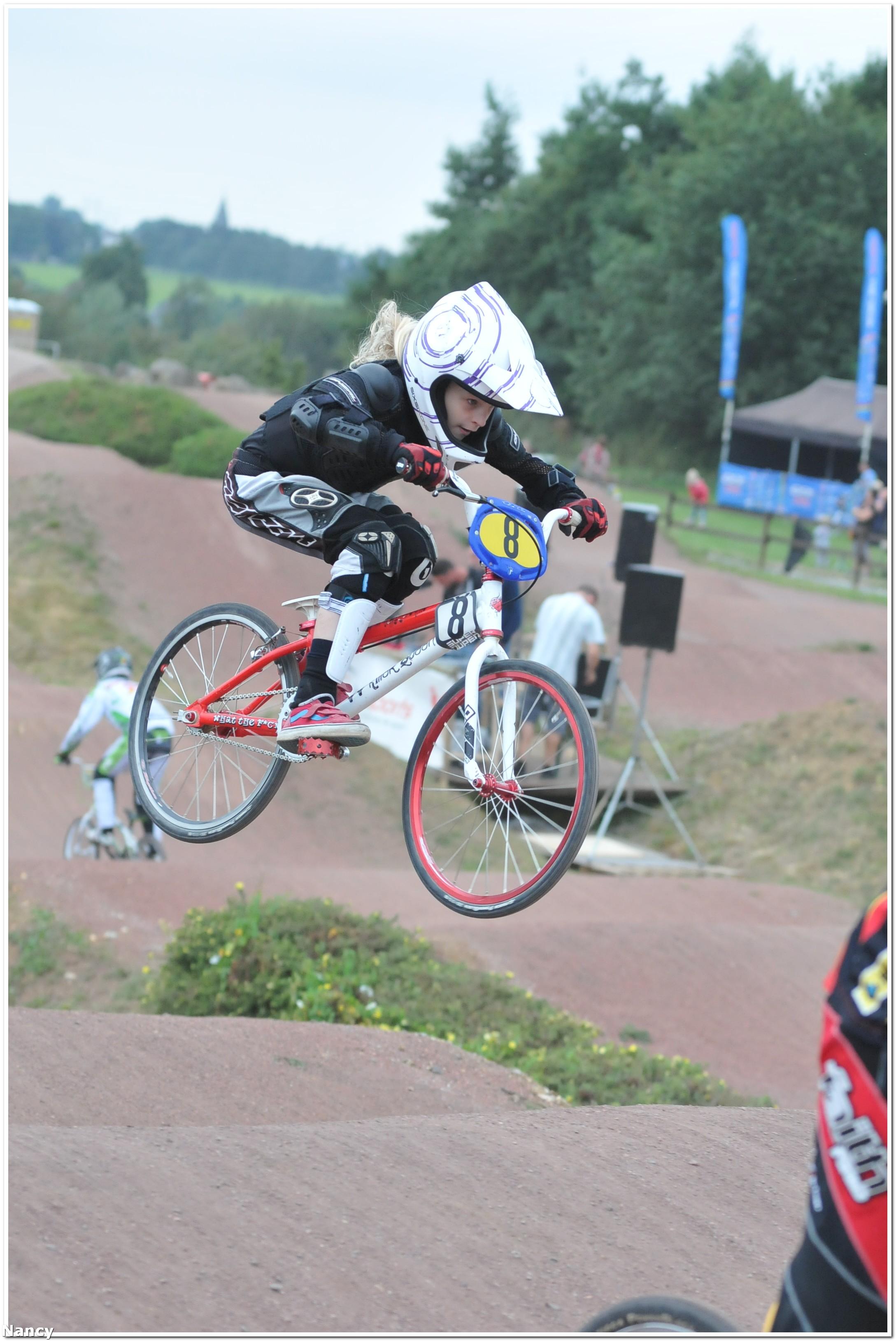 Topcompetitie in Blegny op 08 september 2013