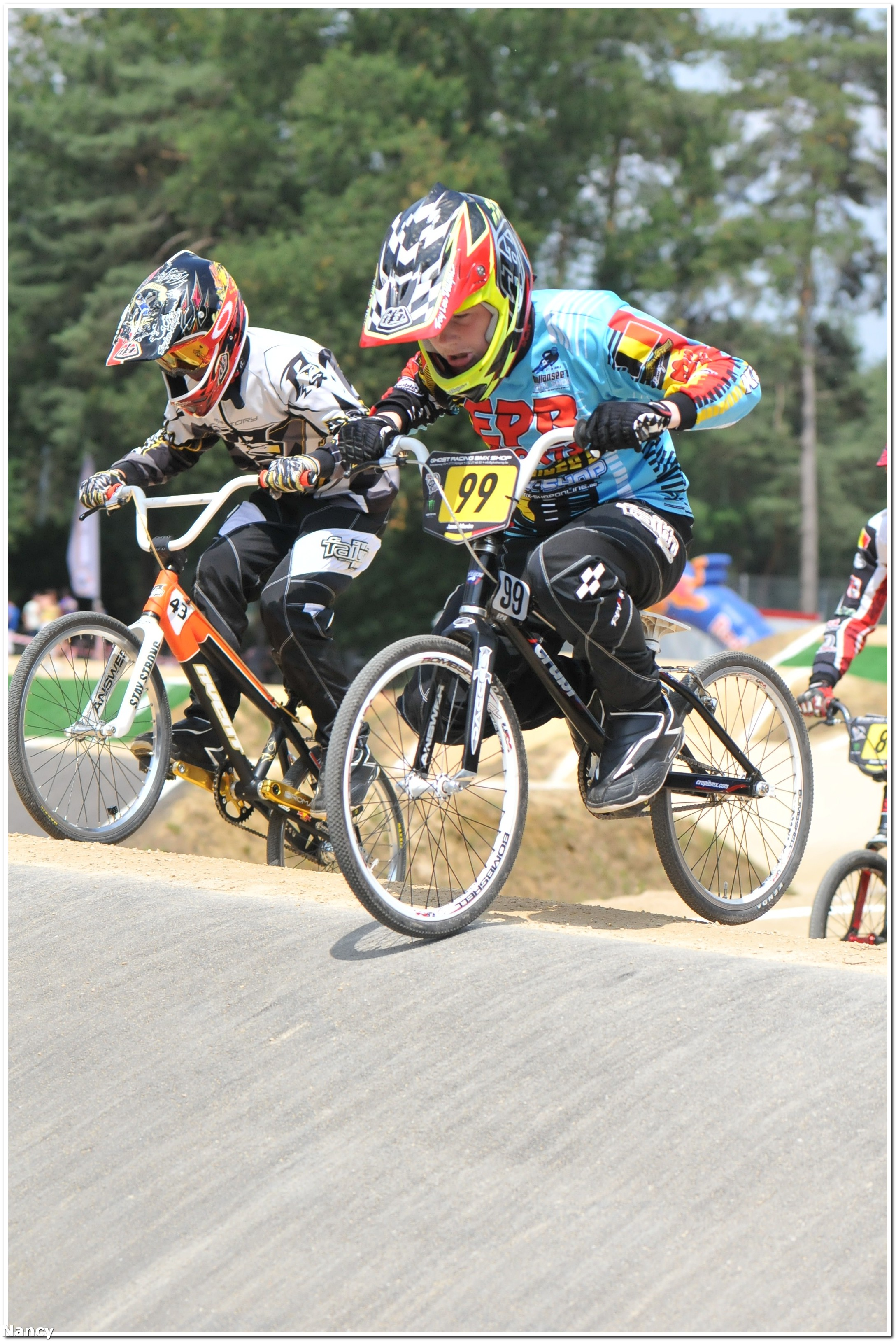 3 Nation Cup in Zolder 14-15 september 2013