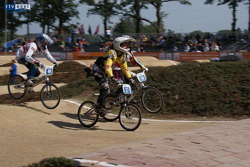 Uitslagen BMX Habay