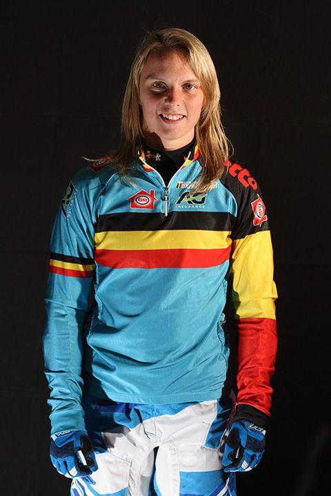 Elke Vanhoof wint op zaterdag in EK ronde Besançon