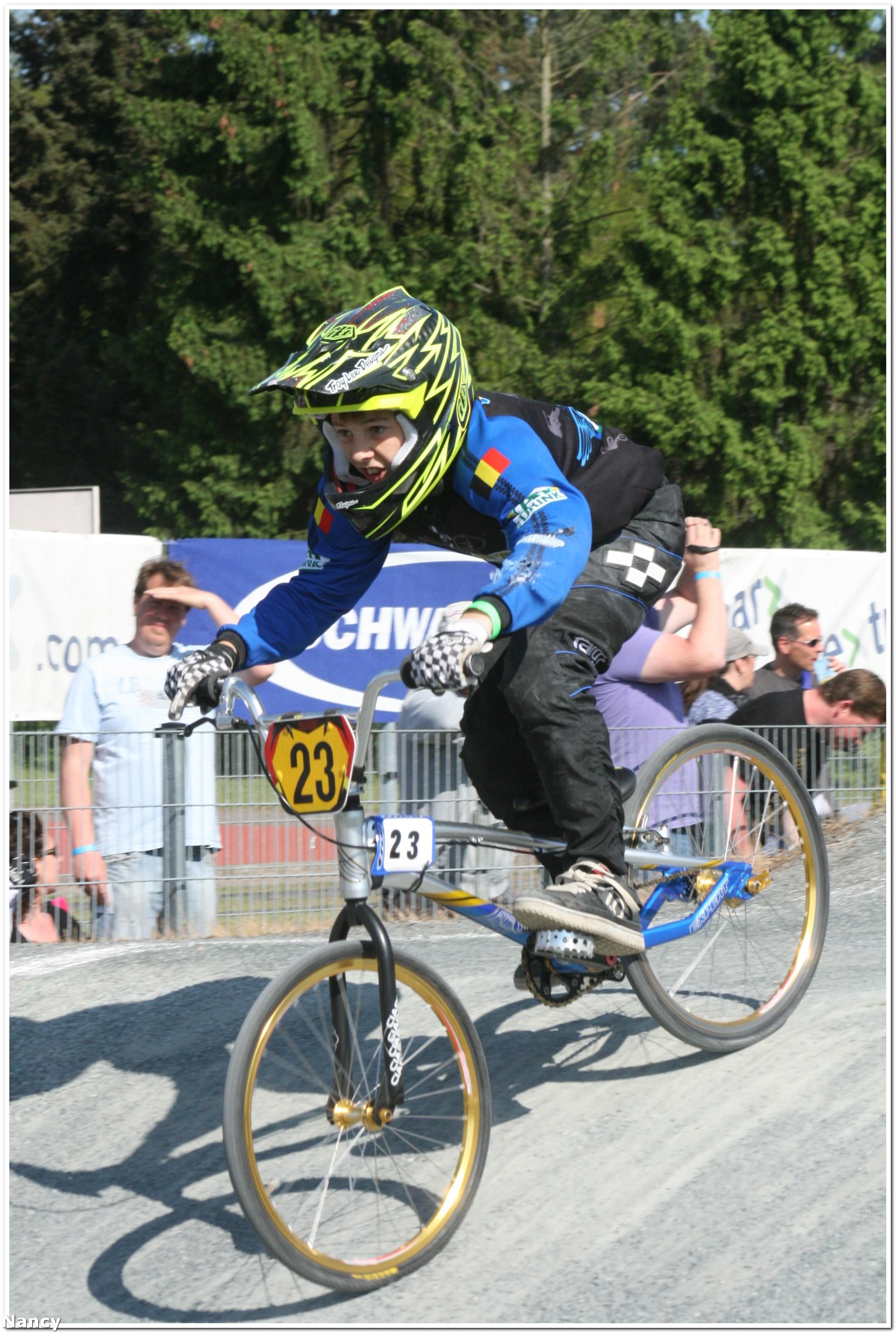 EK Ronde 1 en Ronde 2 in Frankrijk op 6 en 7 april