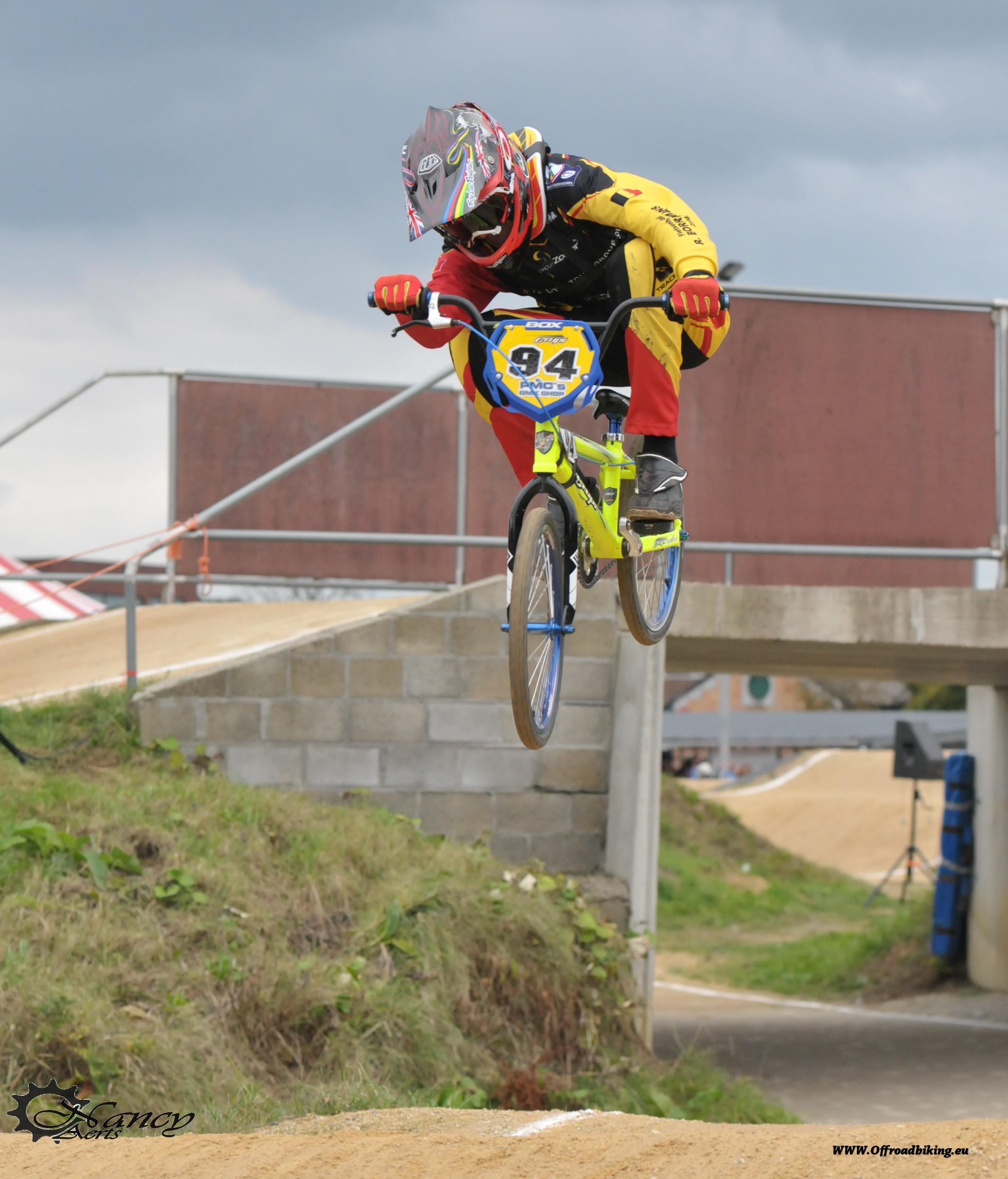 Eindstand Flanderscup 2014