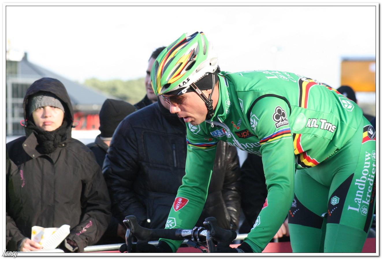Eerste wedstrijd nieuwe seizoen Sven Nys is de Marathon van de Roc d'Ardennes