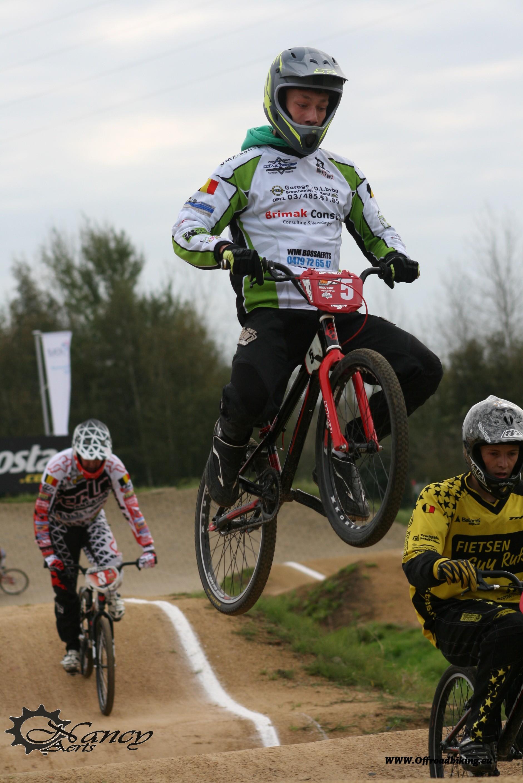 Veranderingen voor het BMX Seizoen 2015