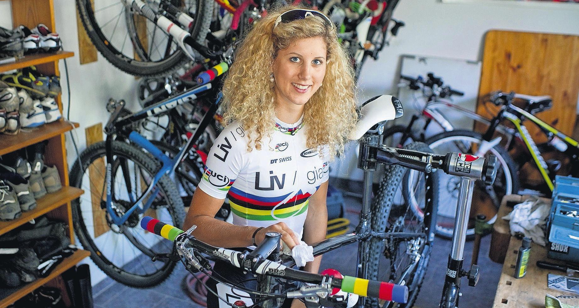 Jolande Neff voor de derde keer wereldkampioene