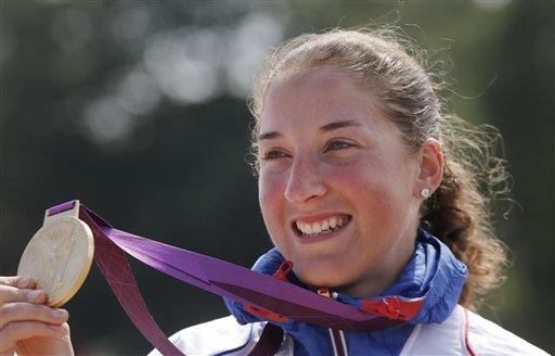 Julie Bresset is wereldkampioene beloften dames