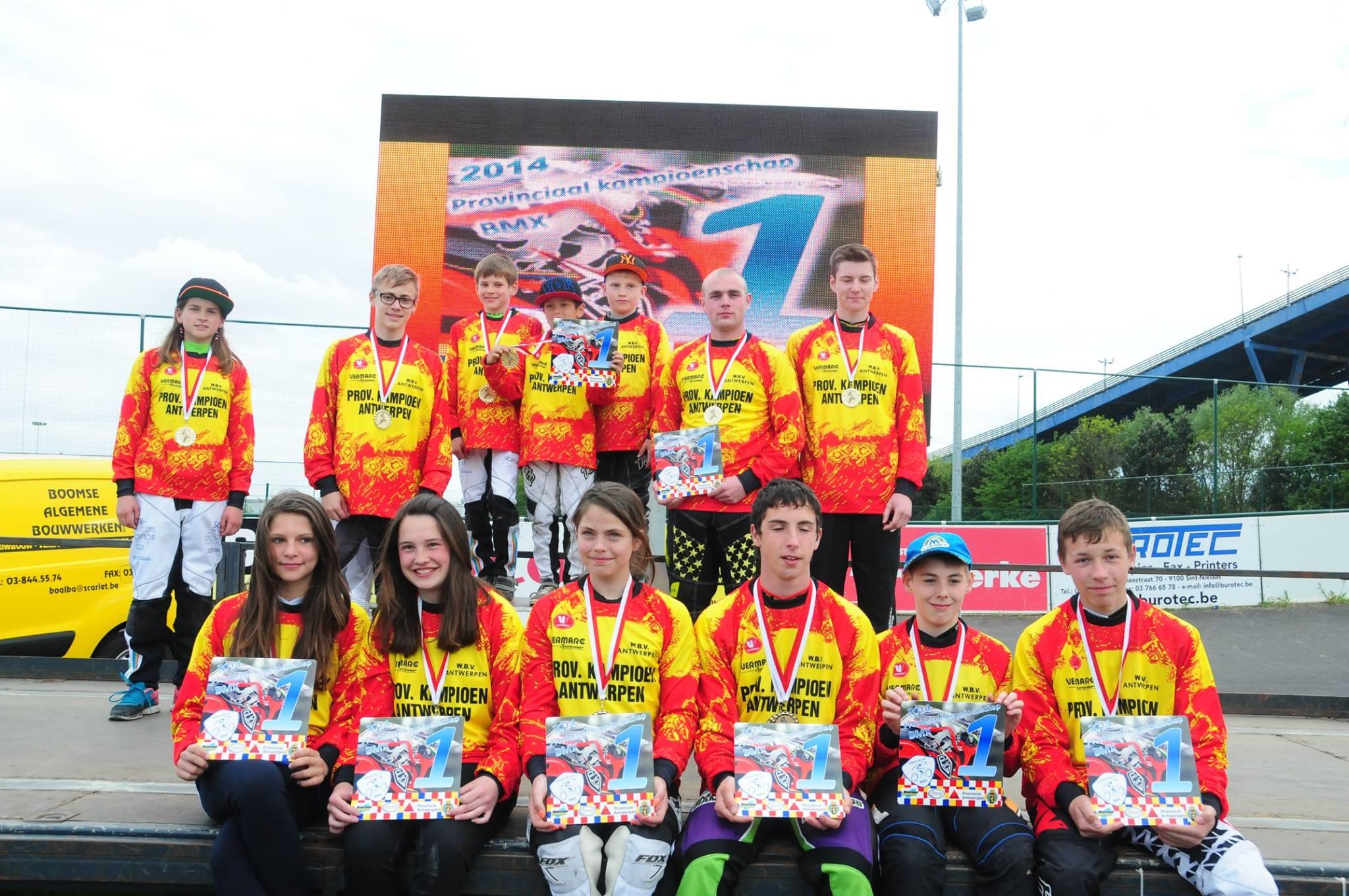 Titelstrijd Antwerps Kampioenschap in Wilrijk 27 april 2014