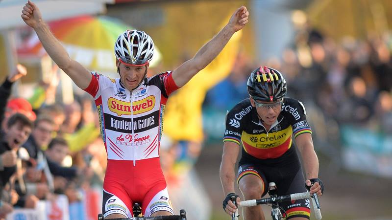 Kevin Pauwels wint thuiswedstrijd in Kalmthout.