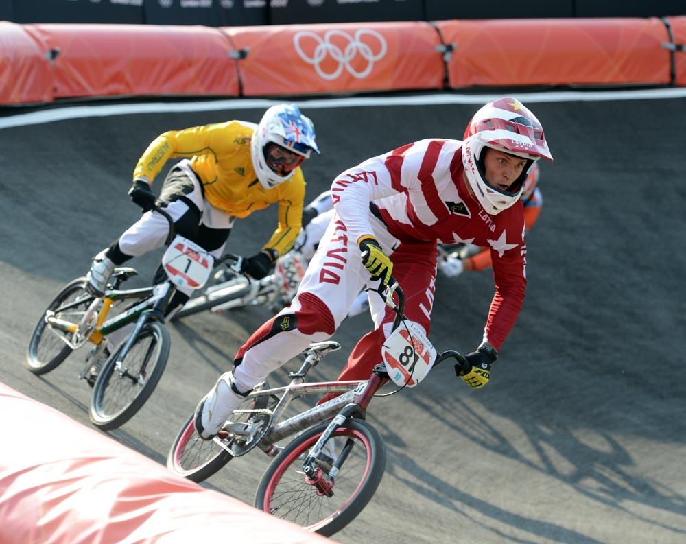 Olympische BMX kampioenen komen naar Haaksbergen