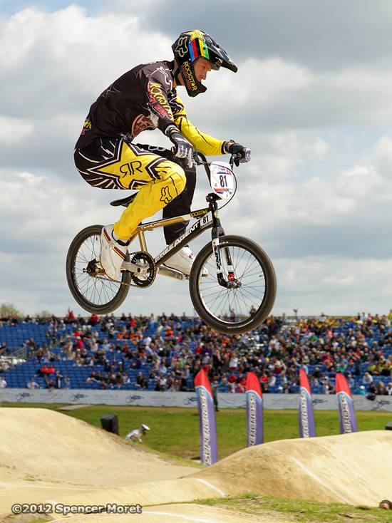 BMX Fiets gestolen