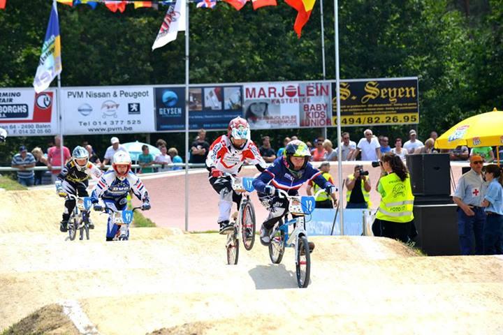 Recreatief fietsen, initiaties en verjaardagfeestjes op het Joël Smets BMX Circuit in Dessel