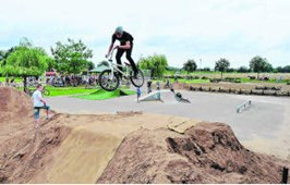 Nieuw Bikepark open op 21 augustus in Sint-Gillis-Waas