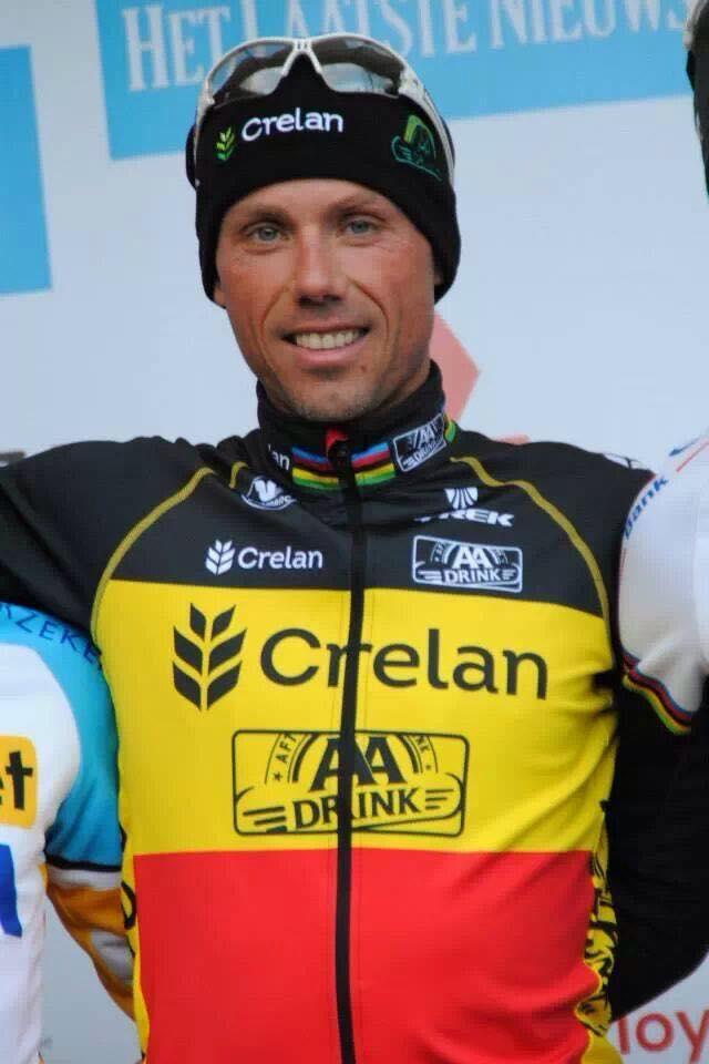 Sven Nys wint spannende Azencross in Loenhout