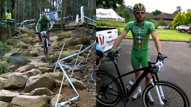 WK mountainbike live op Sporza