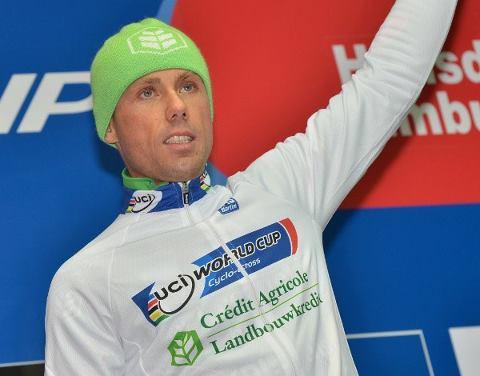 Sven Nys wint cross in Las Vegas(update)