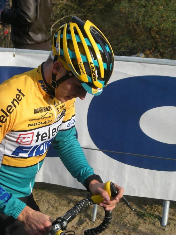 Corne Van Kessel start in Hasselt en in Overijse