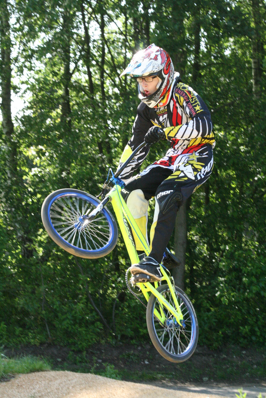 Adressen BMX parcours 2015