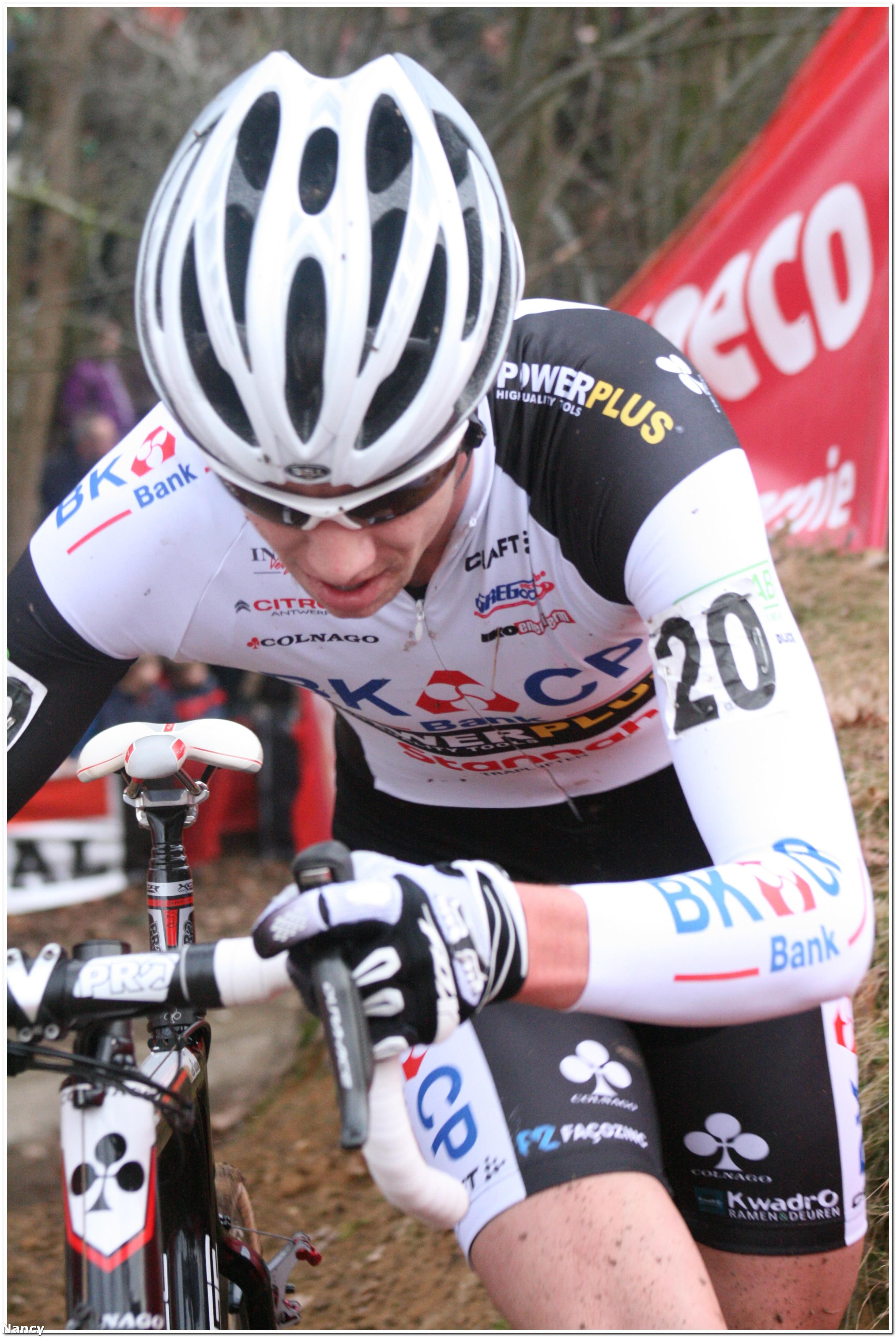 Eerste overwinning voor Niels Albert in Hamme Zogge.