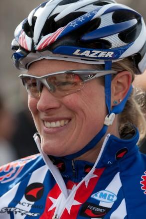 UCI WC Cyclycross Hoogerheide 2015 Katherina Compton