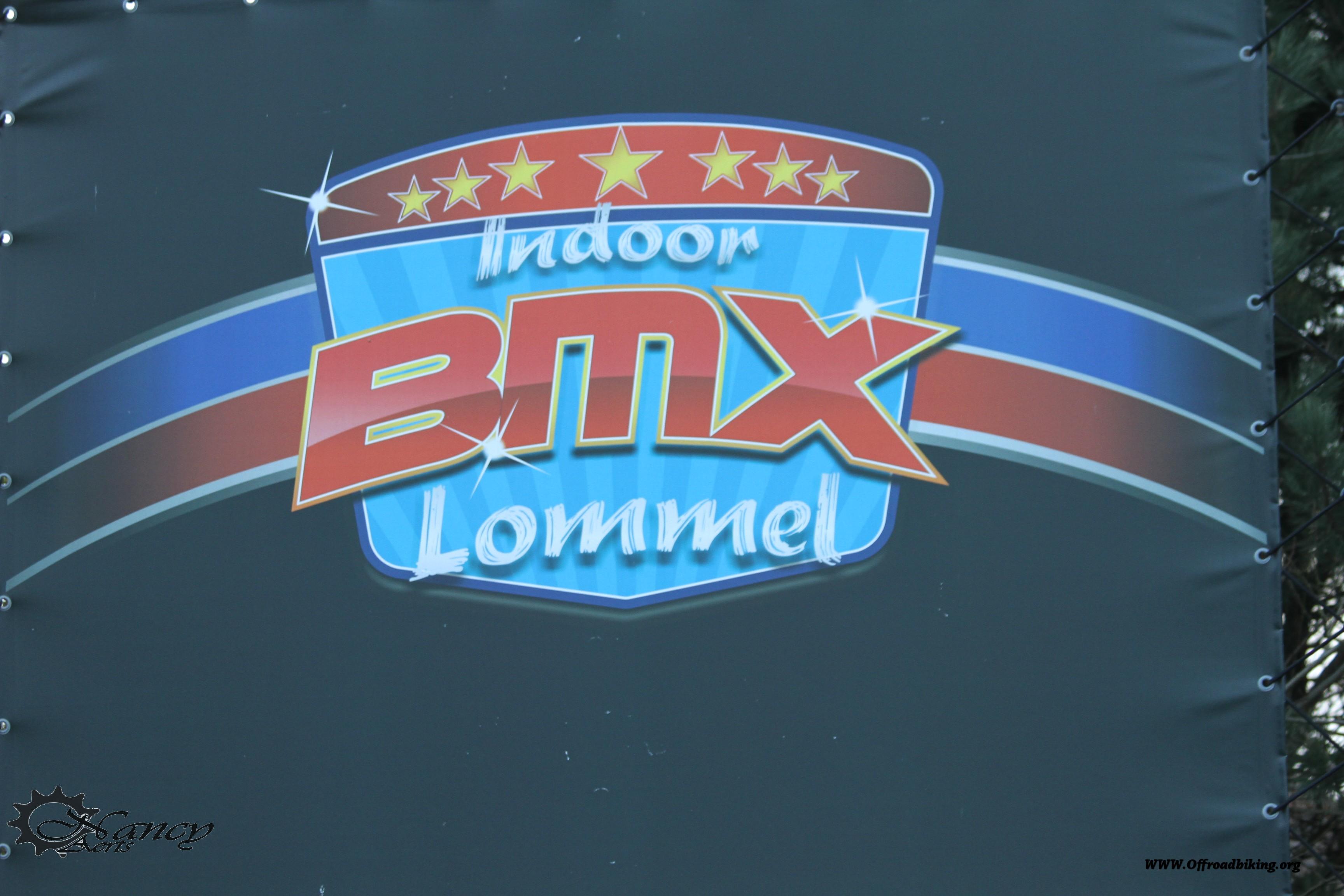 Indoor BMX Lommel 2015