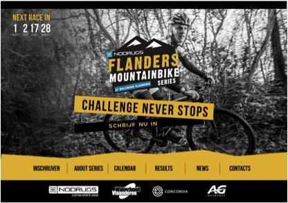 FlandersMTBseries.be is nieuw overkoepelend platform voor mountainbikewedstrijden in Vlaanderen
