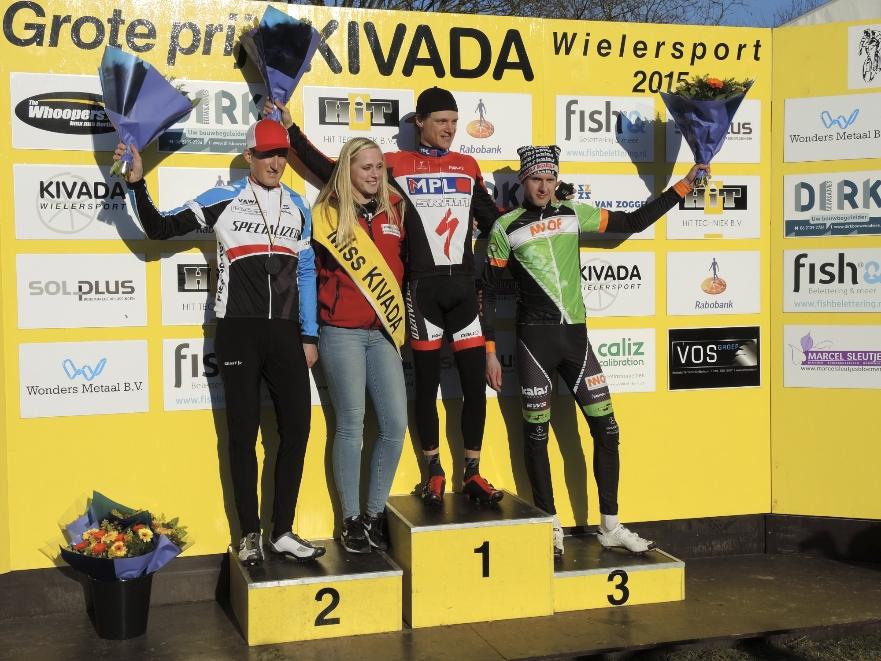 Erik Groen wint openingswedstrijd in Berlicum