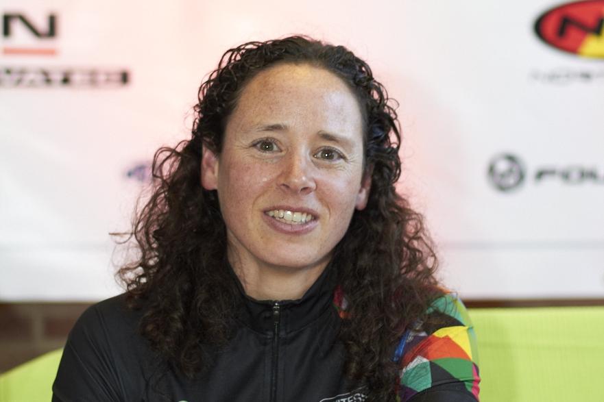 Laura Turpijn – ploegpresentatie SBJ Biketeam/Cape Epic