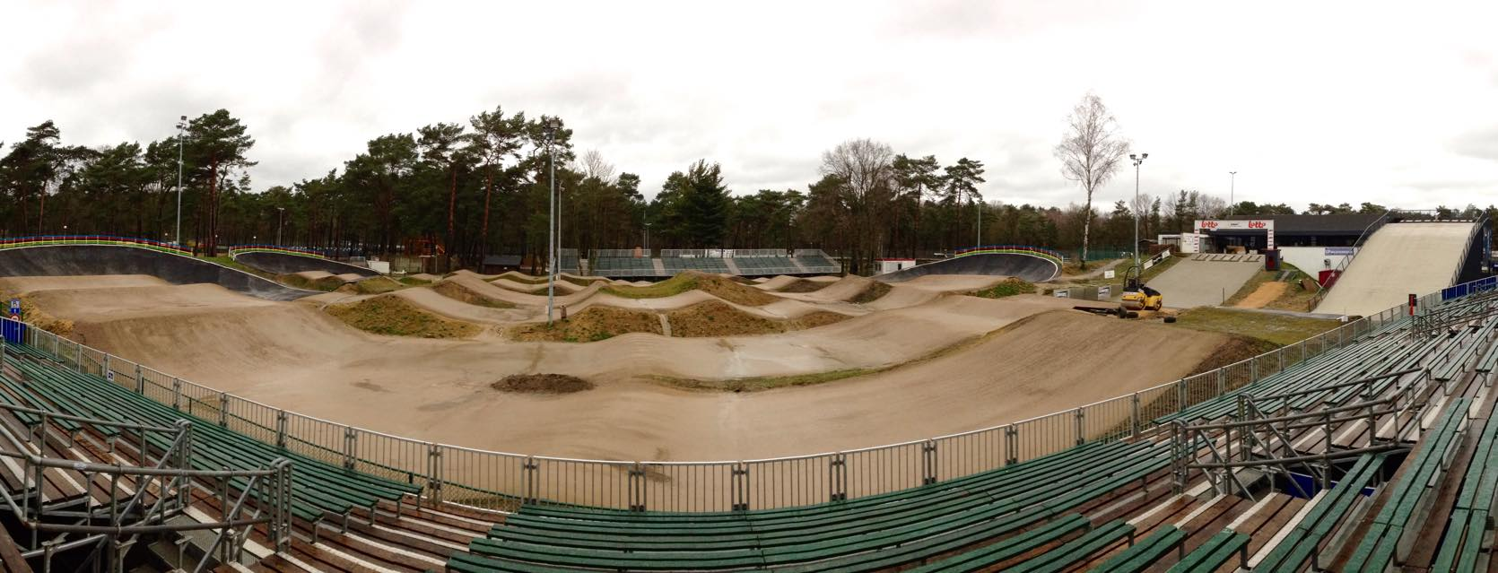 UEC BMX EK Zolder Boys 8 years and under