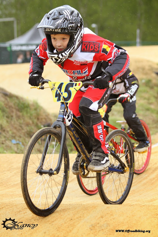 Topcompetitie BMX Dessel op 23 en 24 mei