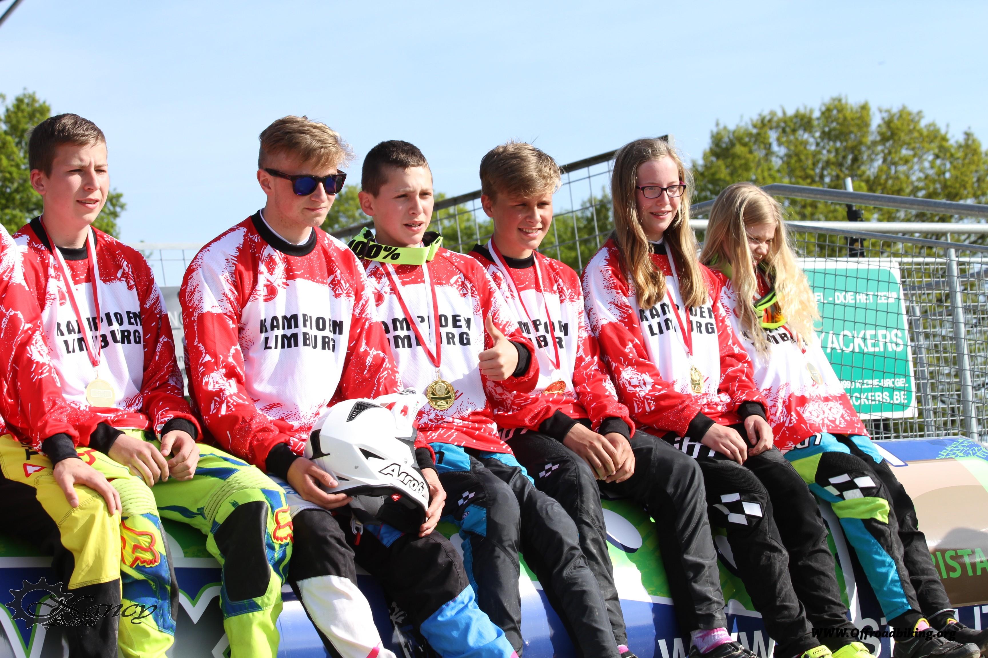 Kampioenschap van Limburg BMX 2015 – Peer 10 mei 2015