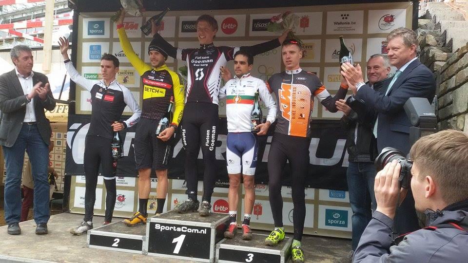 Beeldverslag Pearl Izumi Beneluxcup – 2015 Race 2 Houffalize Elites