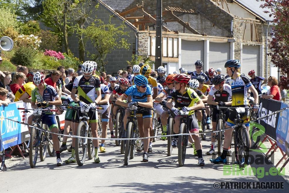 Belgian Mountainbike Challenge (BEMC)heeft mooi deelnemersveld