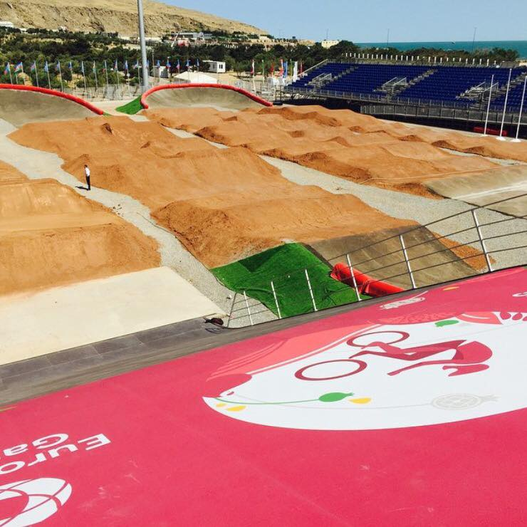 Daudet wint de finale in Baku