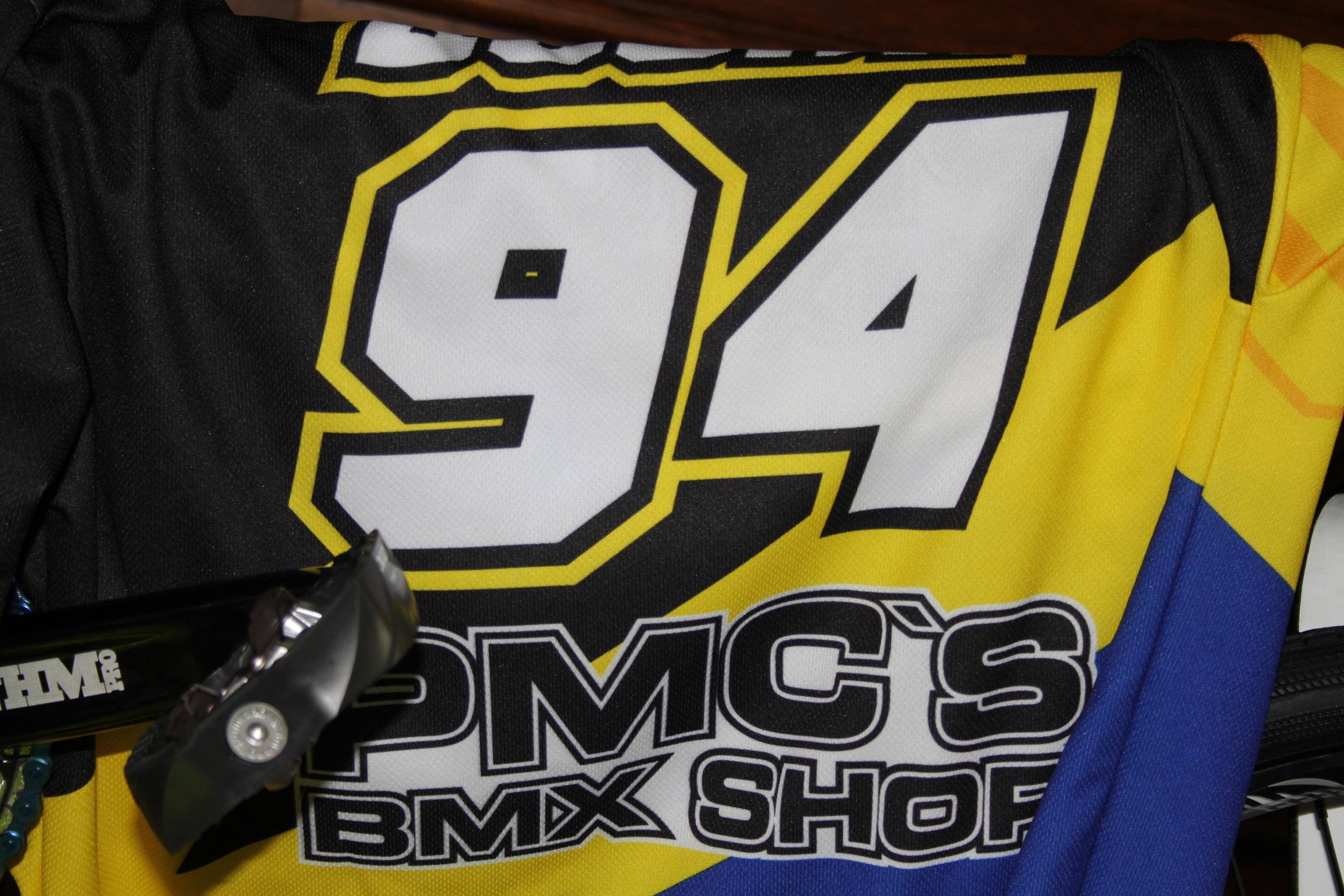 Belgische WK selectie BMX