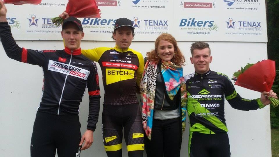 Jeroen Boelen wint in Heeswijk