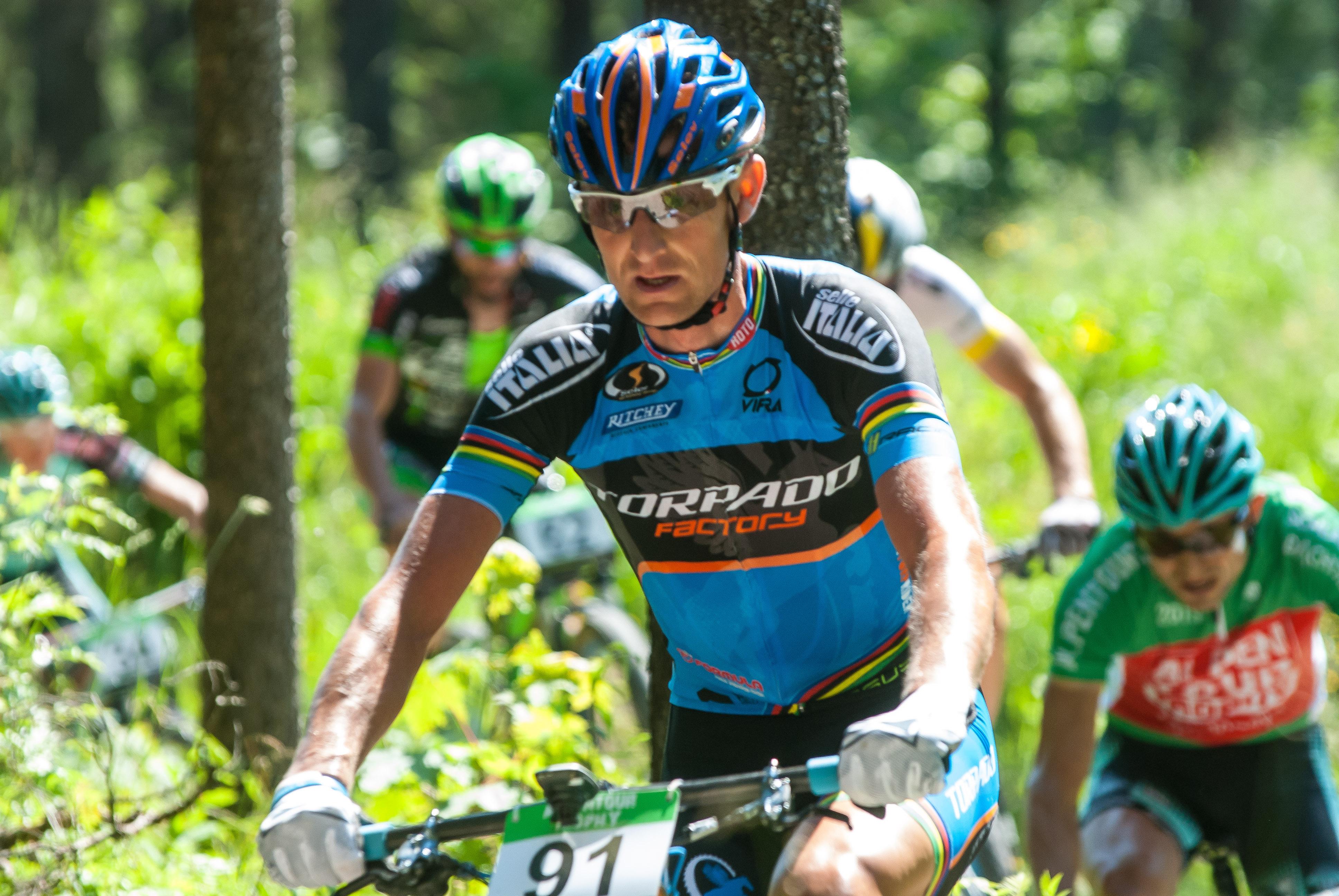 Roel Paulissen wint Ischglbike marathon