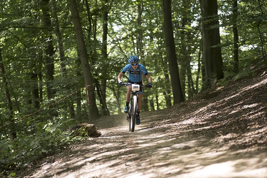 Githa Michiels is al vijf keer Belgisch kampioene
