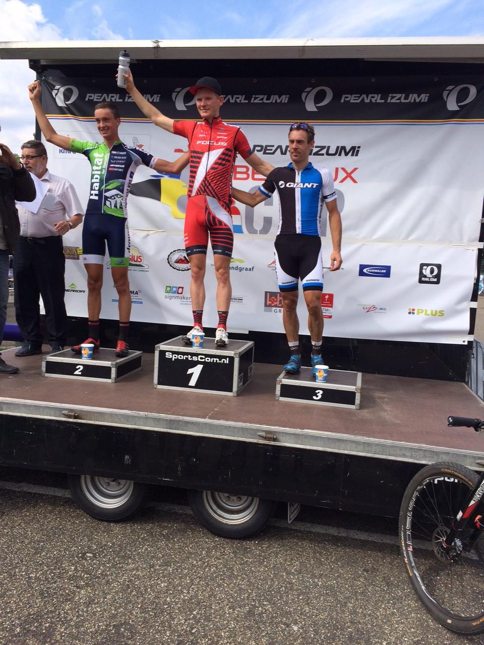 Markus Schulte Lünzüm en Annemarie Worst winnen in Beneluxcup Landgraaf