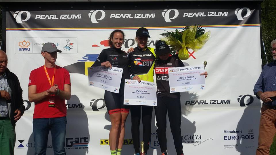 Beeldverslag BeNeLuxcup vrouwen elite Esch-sur-Alzette