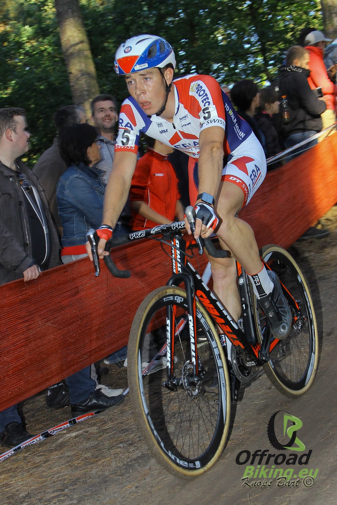 Laurens Sweeck pakt zijn tweede overwinning in Sint-Niklaas