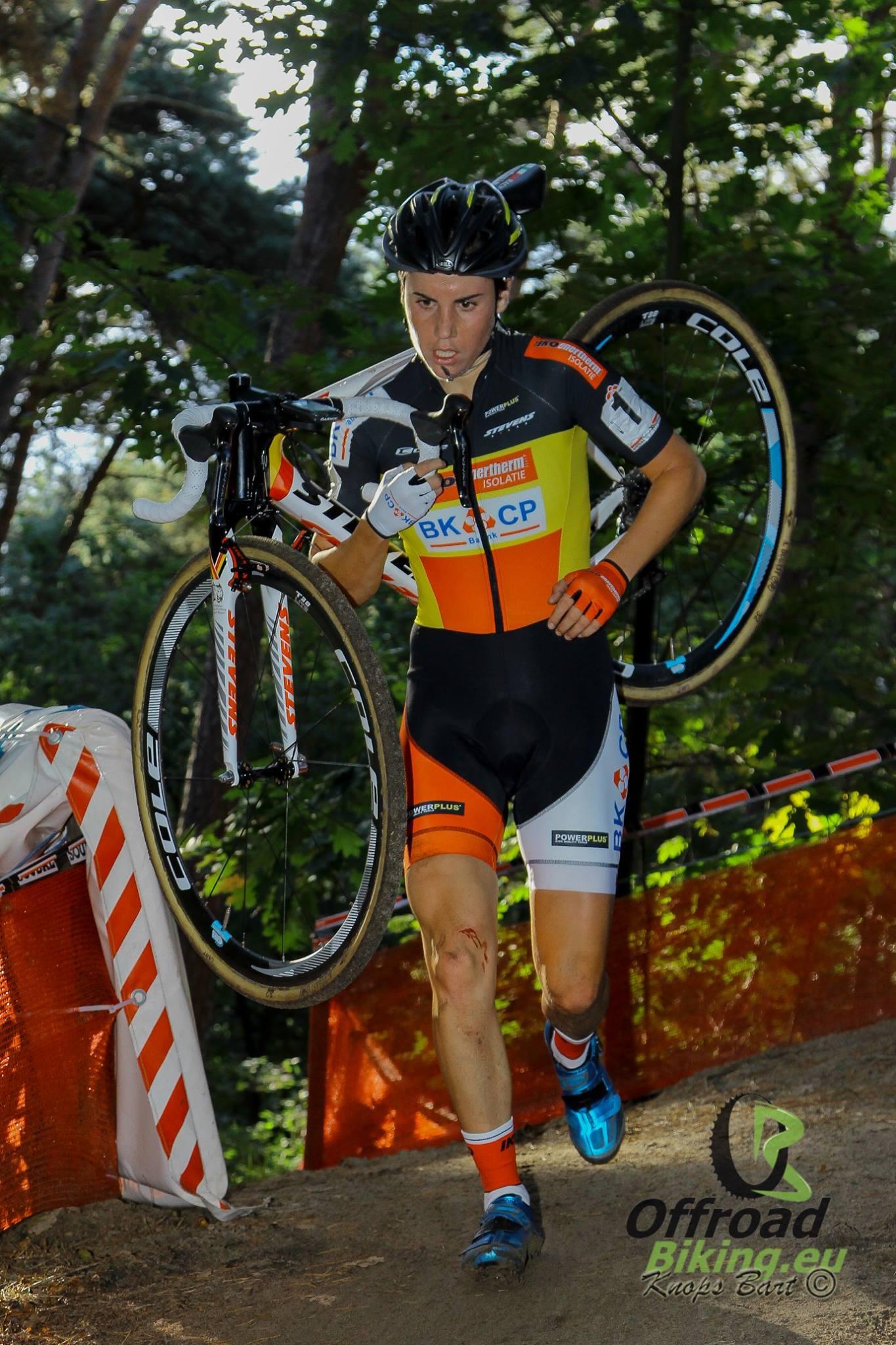 The Leading Lady is back : Sanne Cant wint Antwerpen
