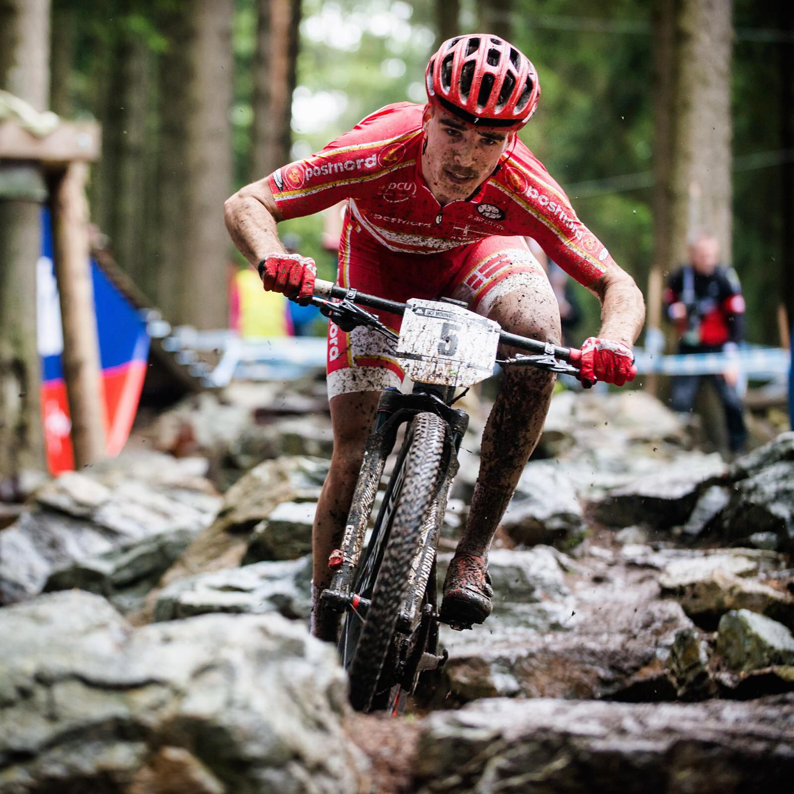 Danish XCO rider Sebastian Fini Carstensen , new talent for CST – Superior Brentjens MTB team