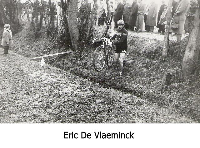 Vandaag is er intieme kring afscheid genomen van Erik De Vlaeminck