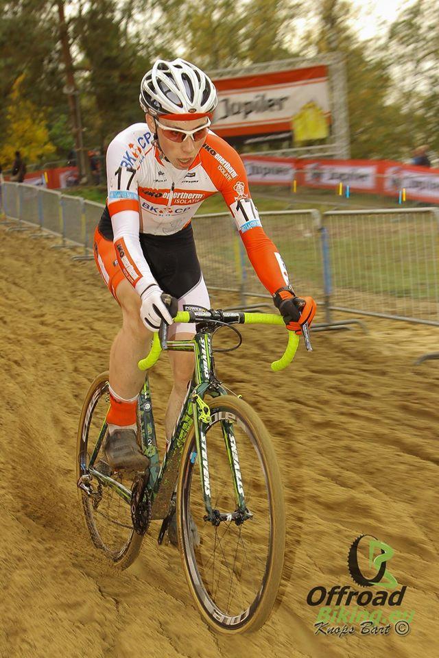 daguitslag Hansgrohe Superprestige Francorchamps Junioren