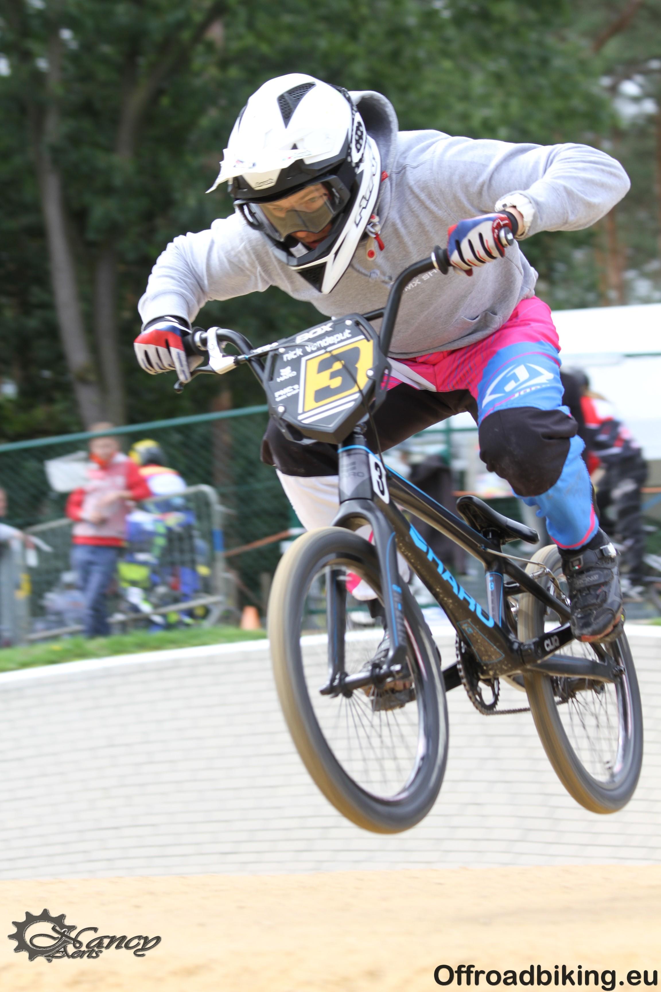 BMX'er van het jaar Nick Vandeput blikt vooruit