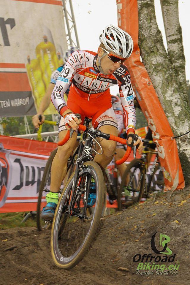 NK Hellendoorn , dag 2 , UCI categorieën